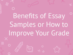 benefits of essay samples