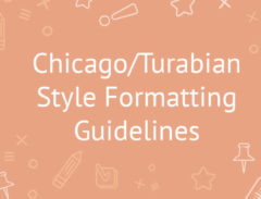 chicago turabian style papers