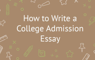 admission essay writing help