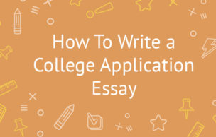 college application essays topics