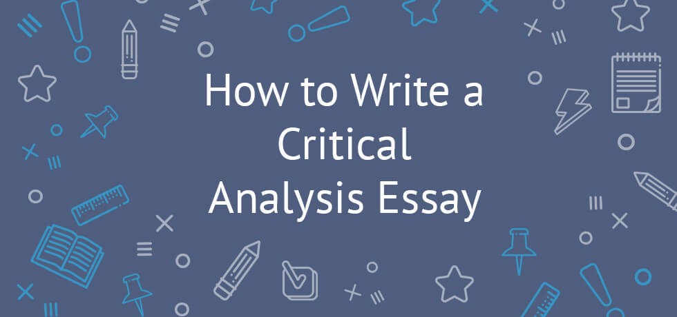write a critical analysis essay on a film Film analysis essay guidelines guide to critical assessment of film from timothy corrigan's a short guide to writing about film and david bordwell and.