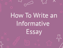 ideas for writing a definition essay
