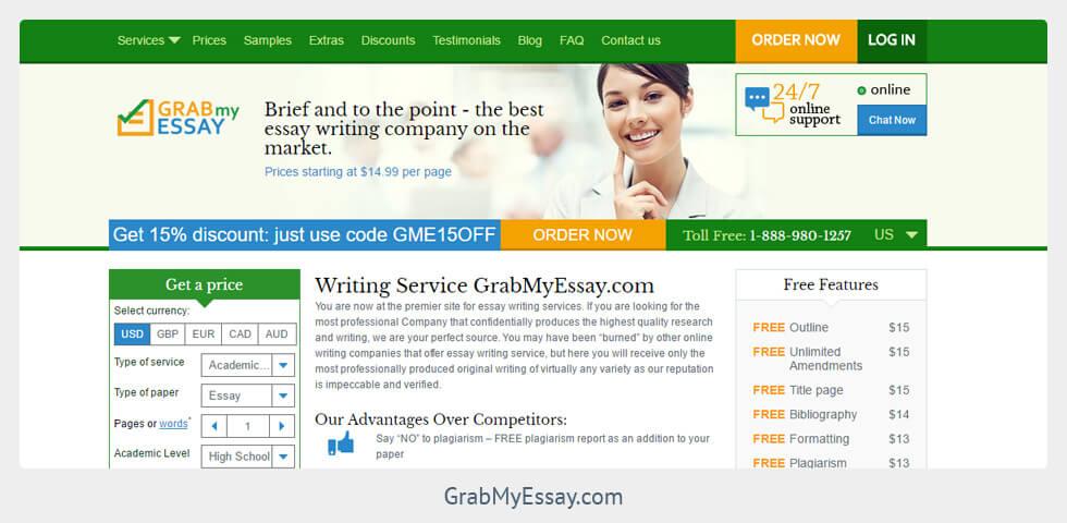 grabmyessay.com review