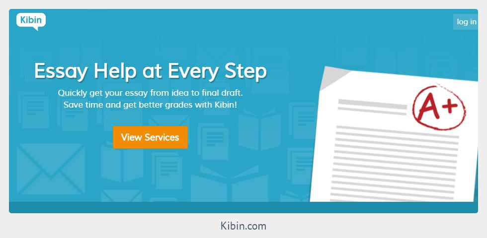 Essay service review kibin