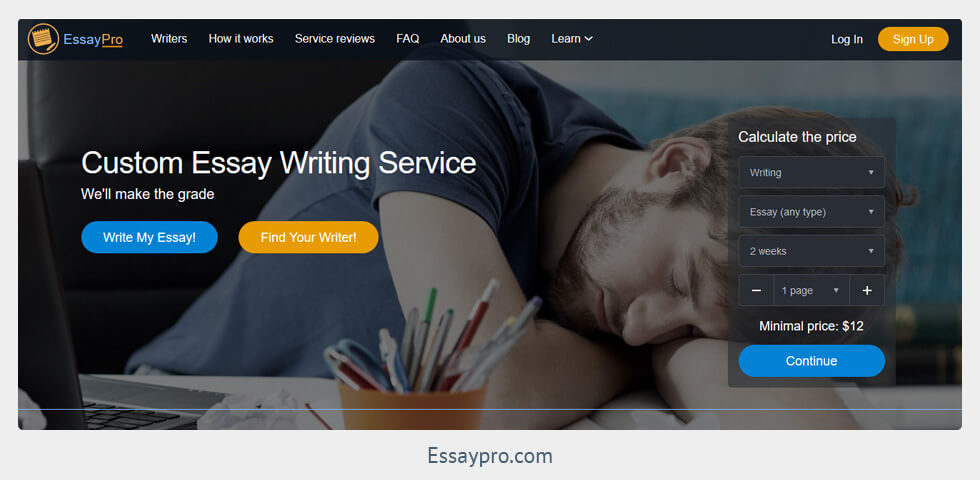 essaypro.com review