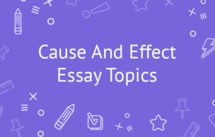 How do you write a cause and effect essay
