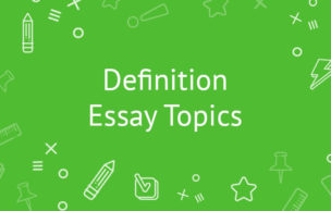 Definition Essay Topics