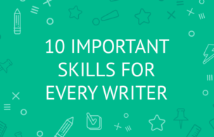 10 Important Skills for Every Writer