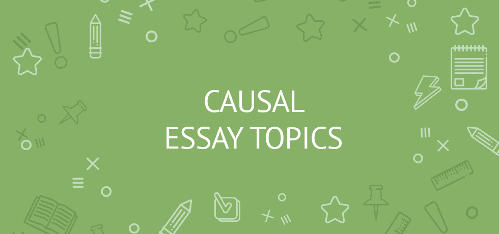 causal analysis essay definition What was the root cause follow the causal chain relentlessly until you get all the in your analysis, first you find the causal chain of a the three essays.