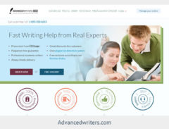 advancedwriters.com review