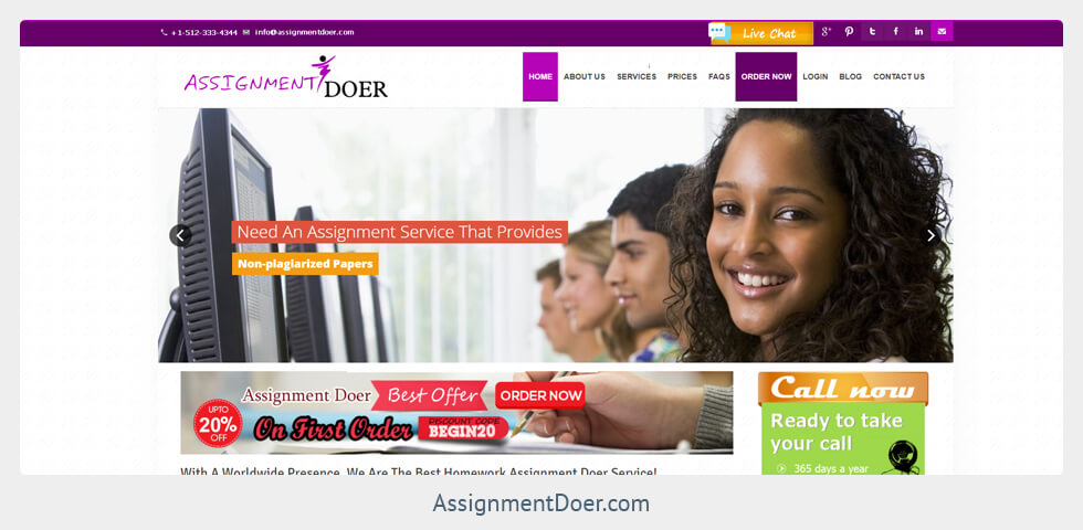 assignmentdoer.com review
