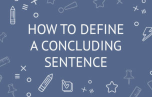 How to Define a Concluding Sentence