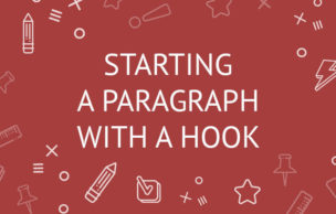 Starting A Paragraph With A Hook