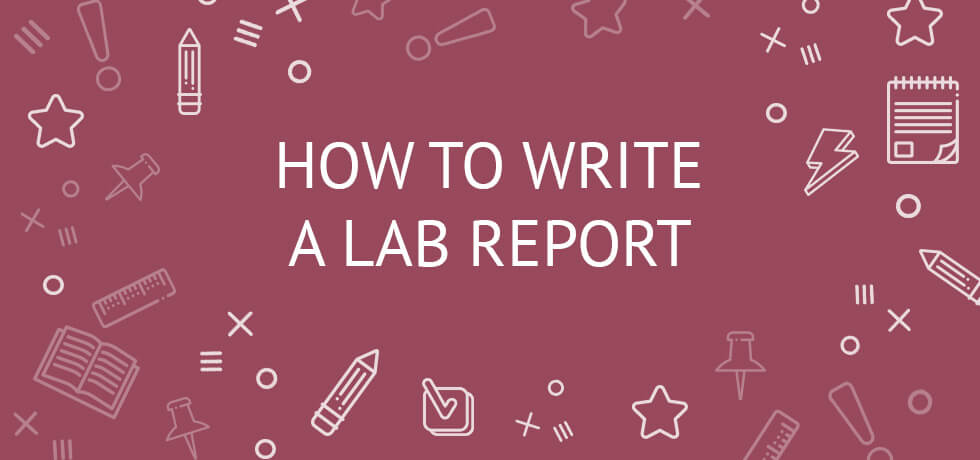What is a science lab report?