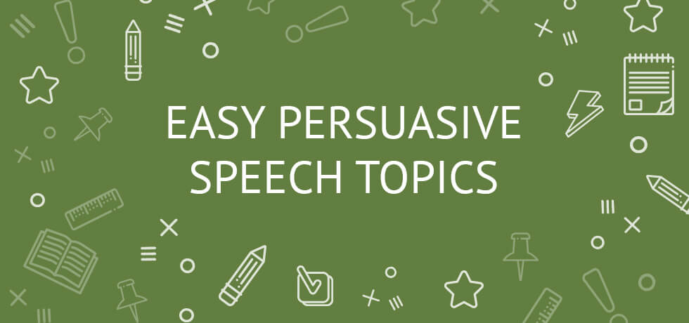 Good Persuasive Speech Topics For College Students
