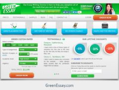 greenessay.com review
