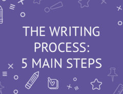 the writing process steps