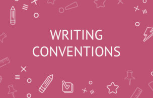 Writing Conventions