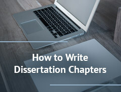 How to Write Dissertation Chapters