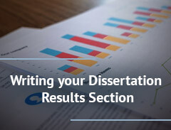 writing dissertation results section