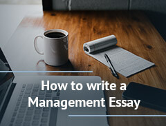 How to write a Management Essay