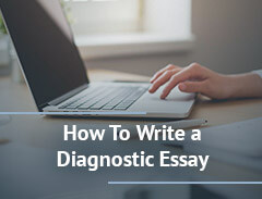 how to write diagnostic essay