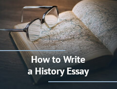how to write history essay
