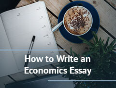 How to write about economy