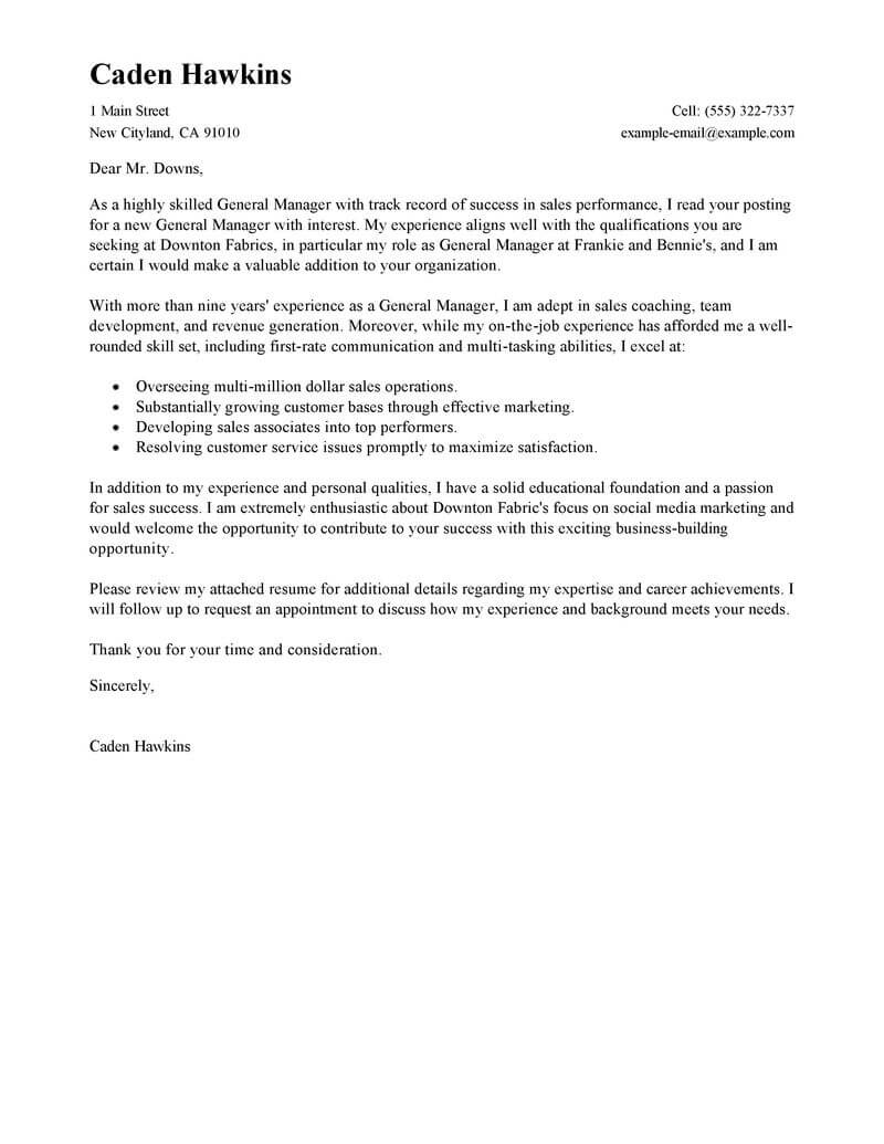 manager position cover letter people davidjoel co
