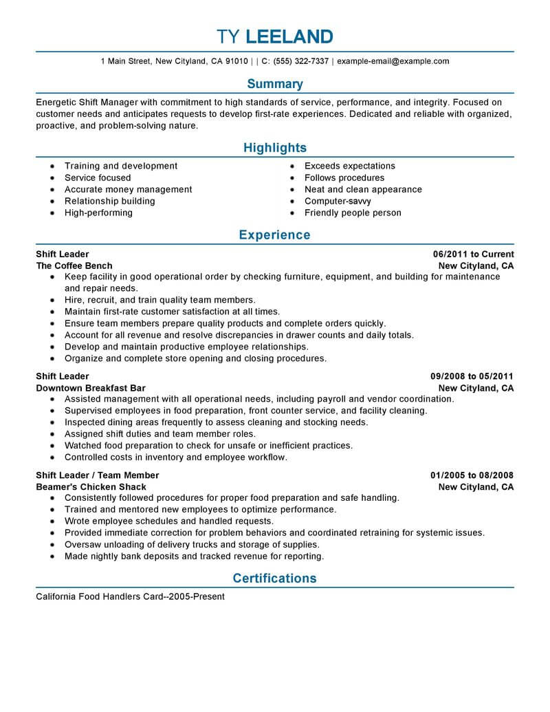 Best executive cv writing service