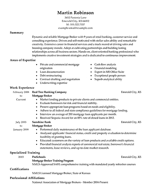 best real estate agent resume example from professional